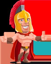 profesionales de tribu espartana