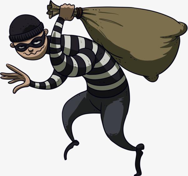 Ladrones del estudio