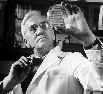 Científico de la semana: Alexander Fleming