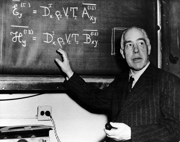 CIENTÍFICO DE LA SEMANA: Niels Bohr