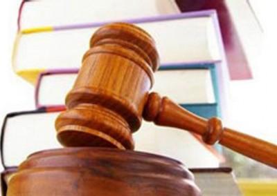 Justicia: Tramitación Procesal