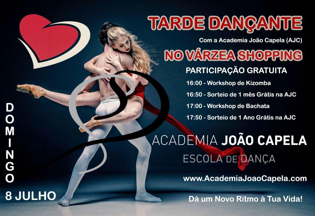 Tarde Dançante - Várzea Shopping - Academia João Capela