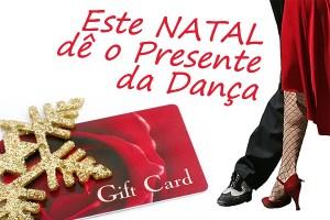 Voucher Natal Aulas de Dança Academia João Capela Barcelos