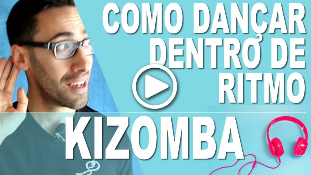 Dançar dentro do ritmo na Kizomba - Aprender a dançar kizomba - musicaliadde