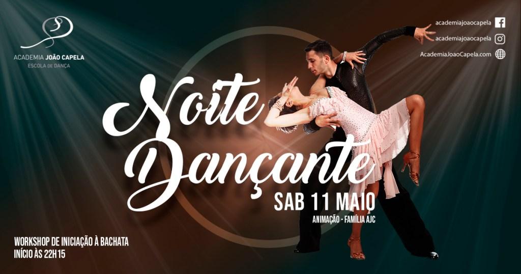 Noite Dançante da Academia João Capela em Barcelos - Maio 2019
