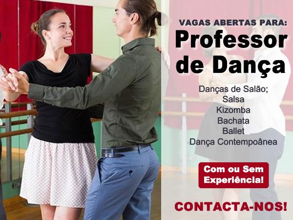 Procura-se Professores de Dança