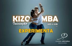 Nova Turma de Kizomba Sábados Academia joao Capela Barcelos