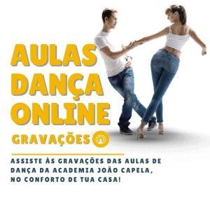 Aulas Dança Online Gravações