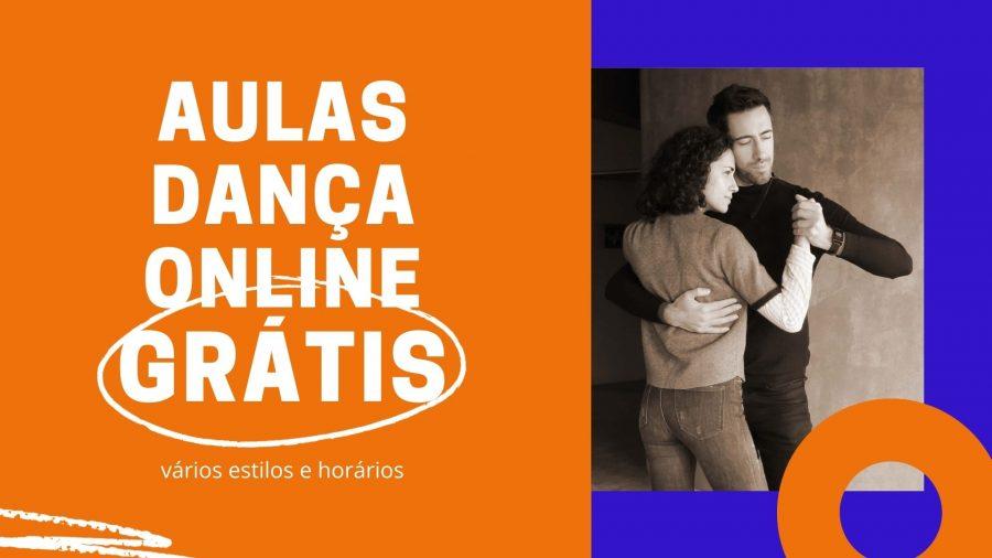 Aulas de Dança Online Grátis em Janeiro