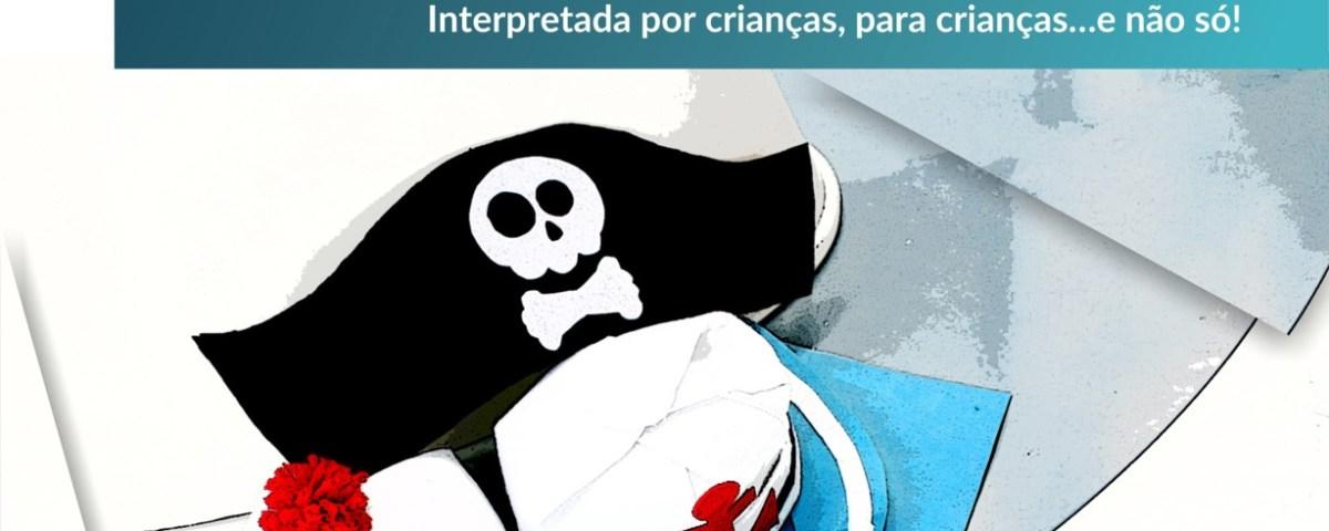 Ópera Infantil Os Piratas das Ilhas da Bruma