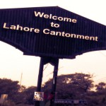 Welcome Signboard: Cantonment Private Schools asked to shut down