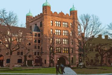Yale Expels Student