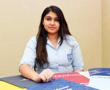 Pakistani Student