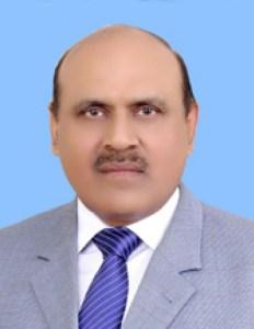 Professor Dr Muhammad Ashraf