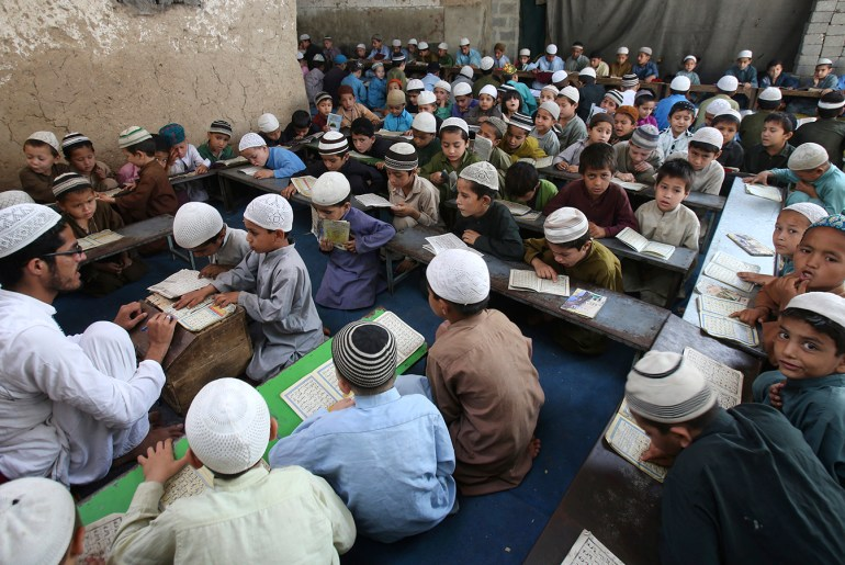 unregistred madrassas