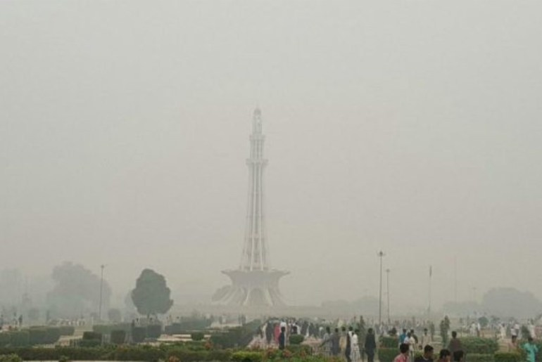 Know About Lahore Smog
