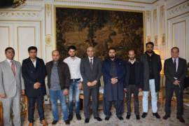 Pakistani Education, Culture Center In France To Bring Community Closer
