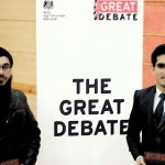 British High Commission Takes GREAT Debate