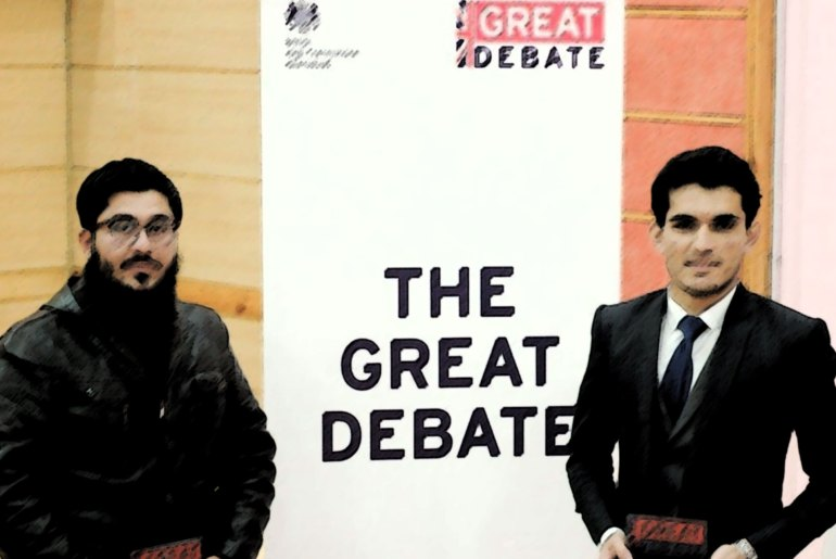 British High Commission Takes GREAT Debate