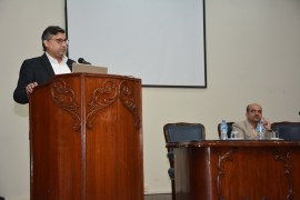 HEC Organizes Seminar On Grand Challenge Fund