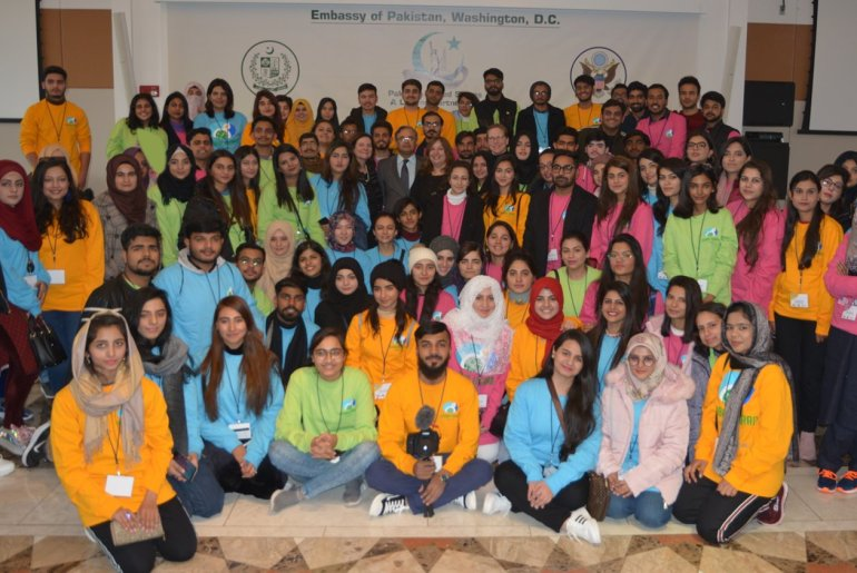 98 Pakistani UGRAD Students Reach US For Semester Exchange