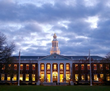 Harvard And Yale Foreign Funding Case