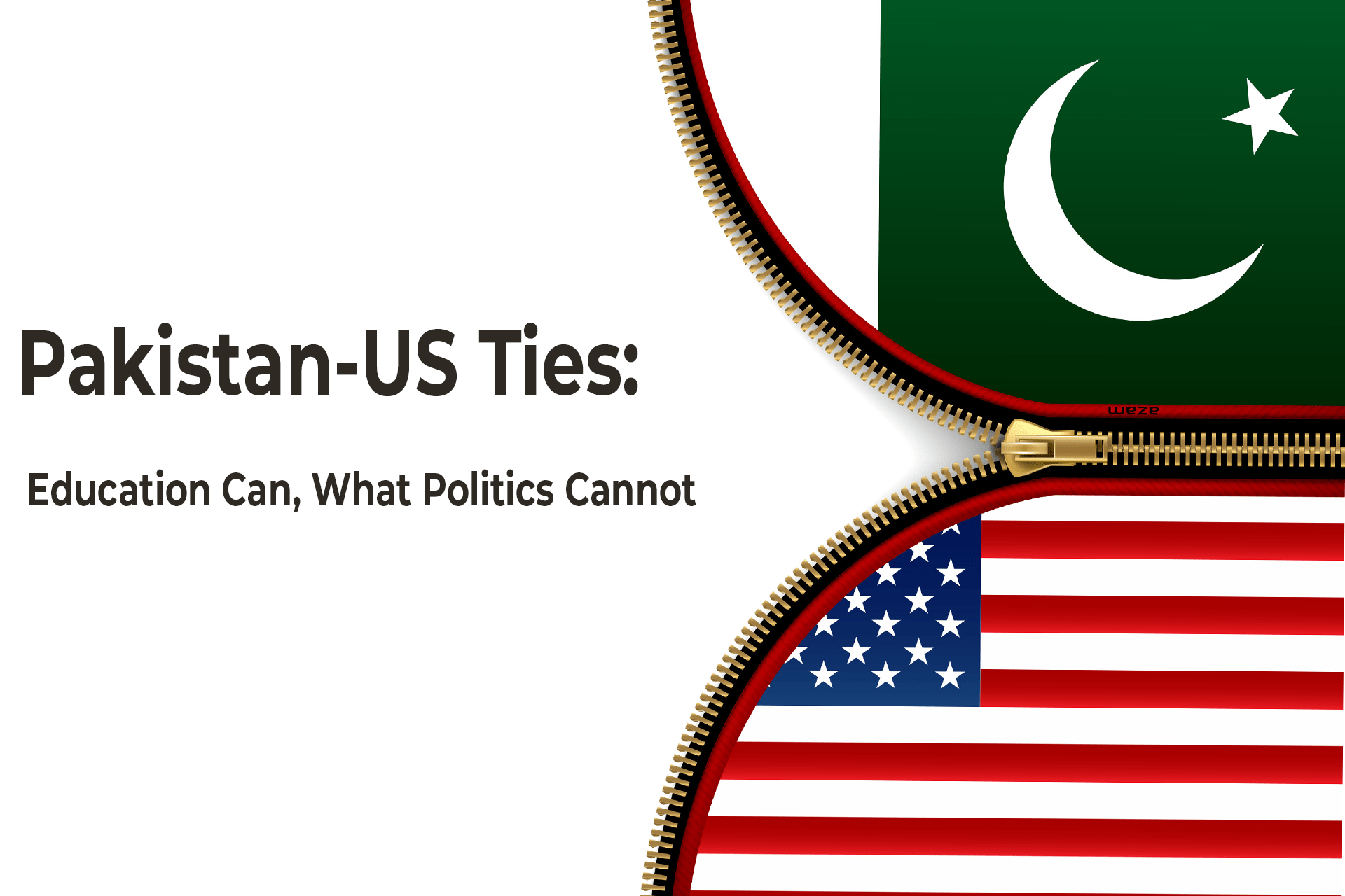 Pakistan-US Ties: Education Can, What Politics Cannot