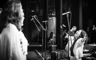 Cantar num coro faz bem à saúde