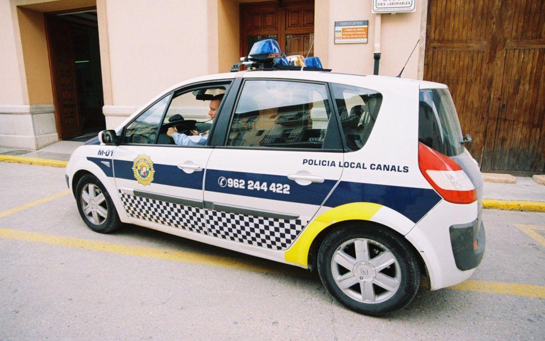Ayuntamiento de Canals – Bases para proveer 4 plazas de Policía Local. Publicación en el BOE. Presentación de instancias.