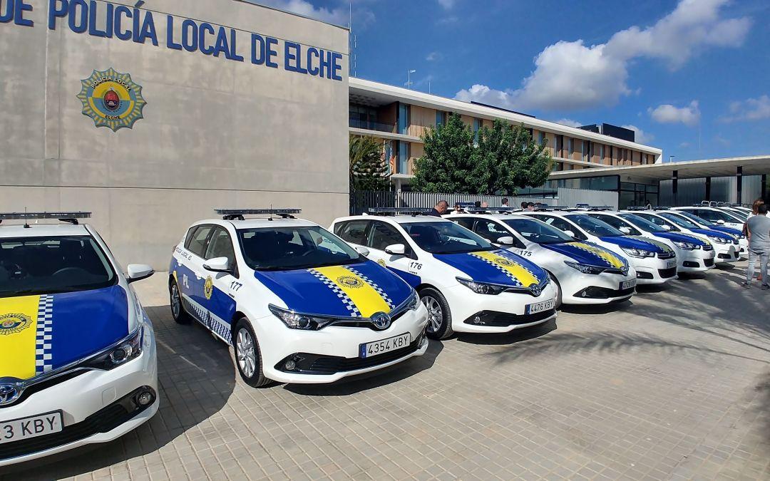 Ayuntamiento de Elche – OEP 2019. Nuevas plazas de Policía Local.