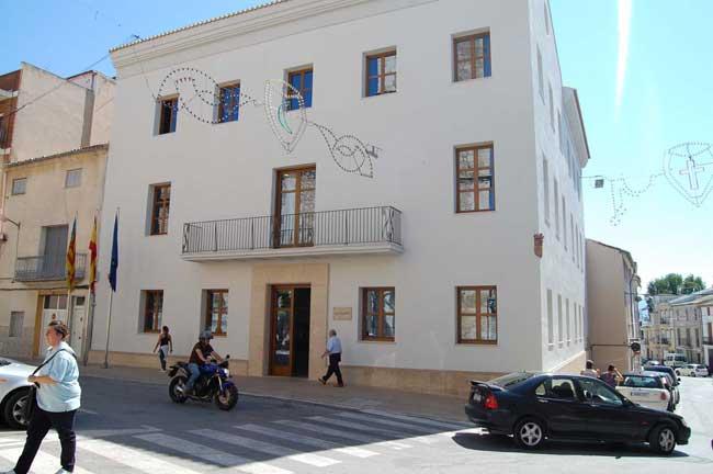 Ayuntamiento de L'Olleria – Bases para la selección de una plaza de auxiliar administrativo