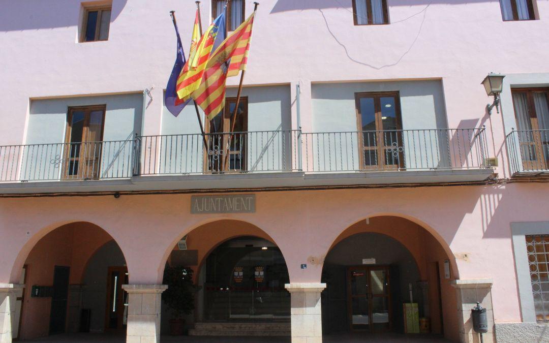 Ayuntamiento Moncofa – Bases bolsa Auxiliares Administrativos