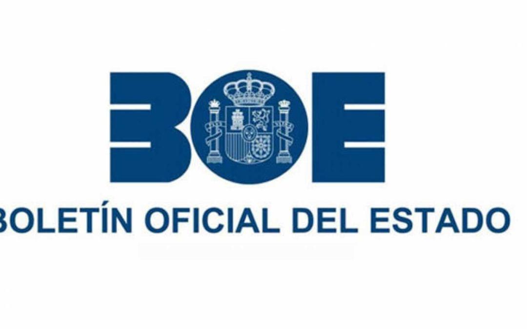 MINISTERIO DE POLÍTICA TERRITORIAL Y FUNCIÓN PÚBLICA – Aprueba la OEP 2020.