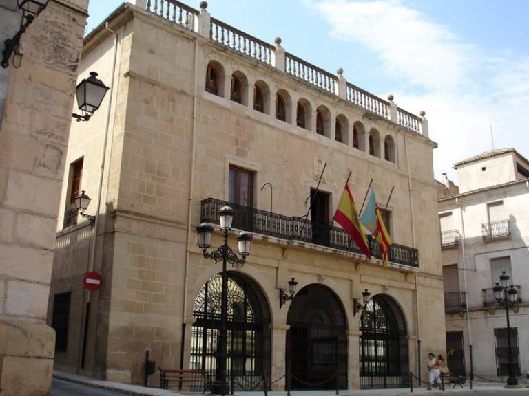 Ayuntamiento de Castalla. Bolsa de Agentes Policía Local.