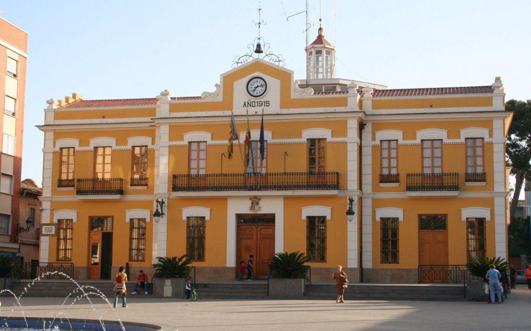 Ayuntamiento de Burjassot – OEP 2020. 5 Nuevas plazas de Auxiliar Administrativo.