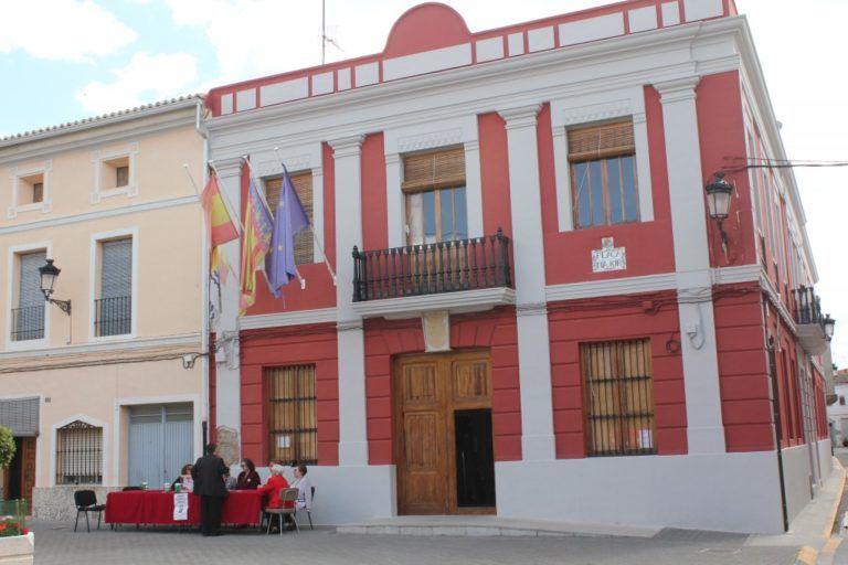 Ayuntamiento de Antella – OEP 2019. Una nueva plaza de Auxiliar Administrativo.
