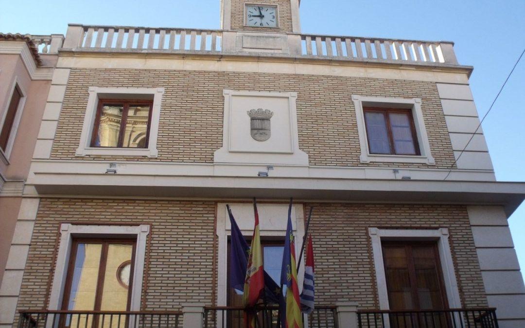Ayuntamiento de Llosa de Ranes – OEP 2019. Una plaza de Auxiliar Administrativo, dos plazas de Policía Local. Publicadas las bases para 1 plaza de Policía Local.