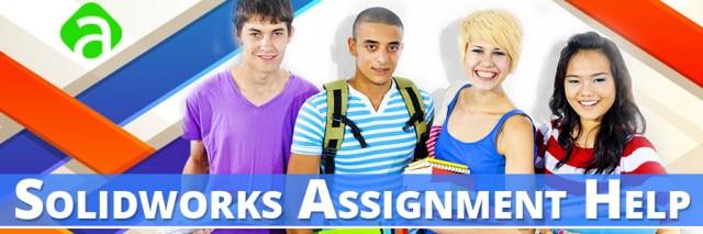 Solidworks Assignment Help US UK Canada Australia New Zealand