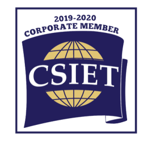 We have a membership with CSIET.