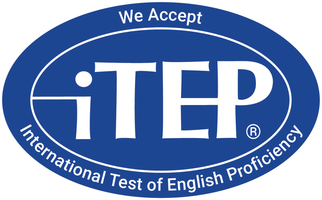 iTEP logo for organizations who accept the iTEP exam