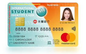 ISIC cardholders discount