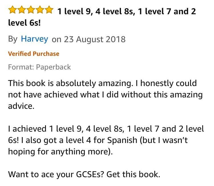 GCSE Review 1