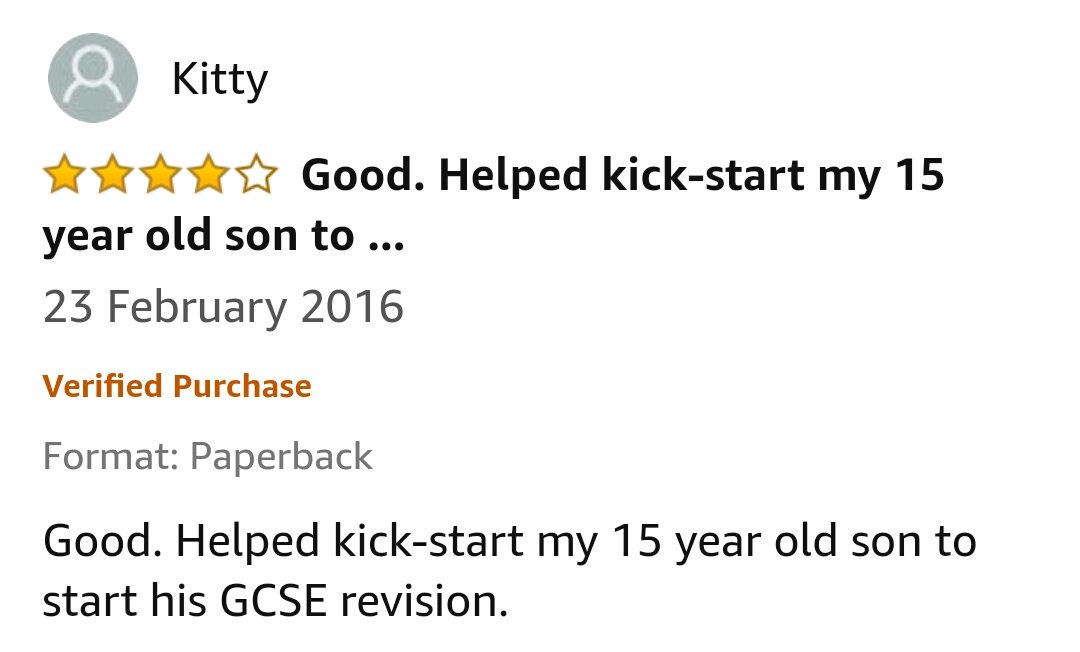GCSE Reviews 95