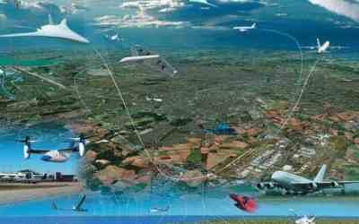 Les défis du transport aérien à l'horizon 2050