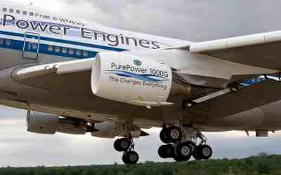 Le moteur PurePower® Geared Turbofan™ de Pratt & Whitney