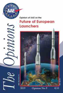 AAE Opinion No.9 on The Future of European launchers