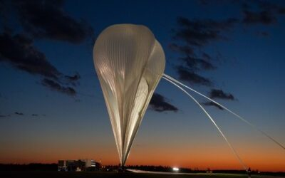 The lightest air is soaring to new horizons