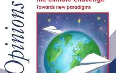 """Opinion No.13 on """"Air transport in crisis and the climate challenge; towards new paradigms"""""""