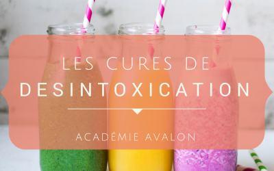 Cours Les cures de désintoxication
