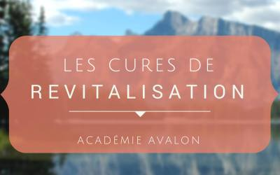 Cours La cure de revitalisation